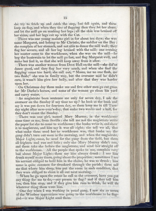 The Cruel Treatment Of James Williams -Page 15